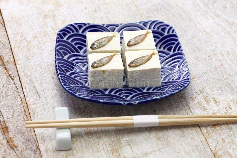Тофу Sukugarasu японский Okinawan деликатес стоковая фотография