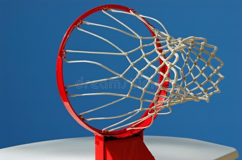 Download точка зрения цели баскетбола Стоковое Изображение - изображение насчитывающей потеха, bluets: 485647