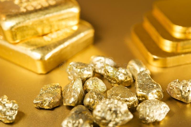 точное золото стоковые изображения