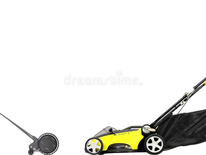 Download Травокосилка иллюстрация штока. иллюстрации насчитывающей оборудование - 33734302