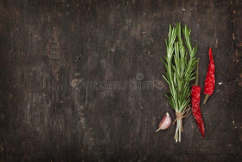 Травы и специи стоковое фото