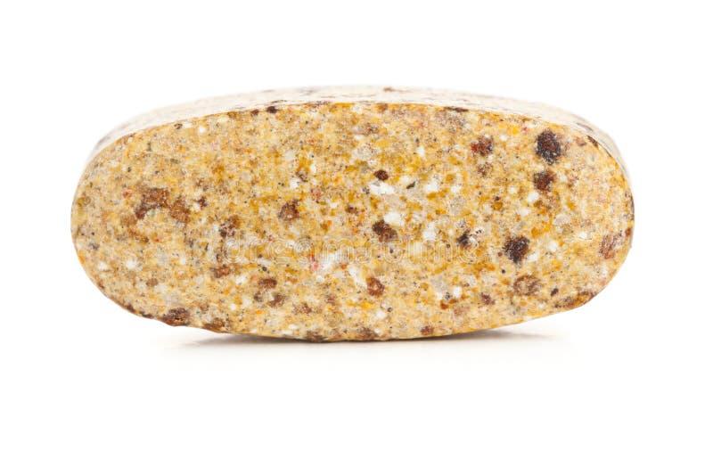 Травяная пилюлька витамина и дополнения стоковое фото