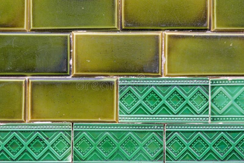 Традиционная картина плиток стоковая фотография