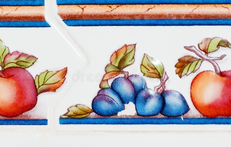 Традиционные орнаментальные испанские декоративные плитки, первоначально cerami стоковые изображения rf