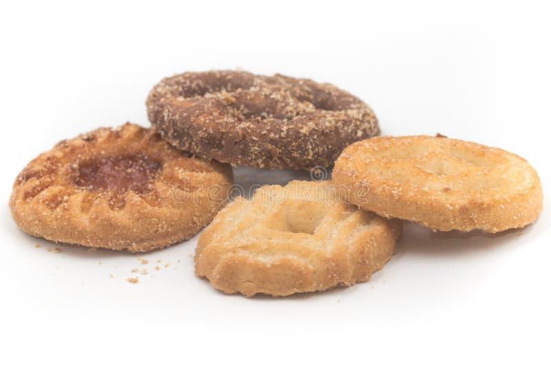 Традиционные португальские печенья стоковая фотография rf