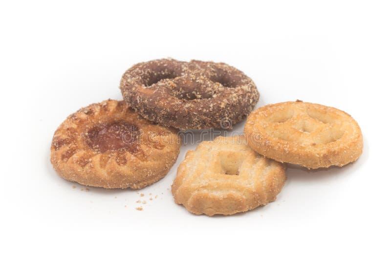 Традиционные португальские печенья стоковая фотография