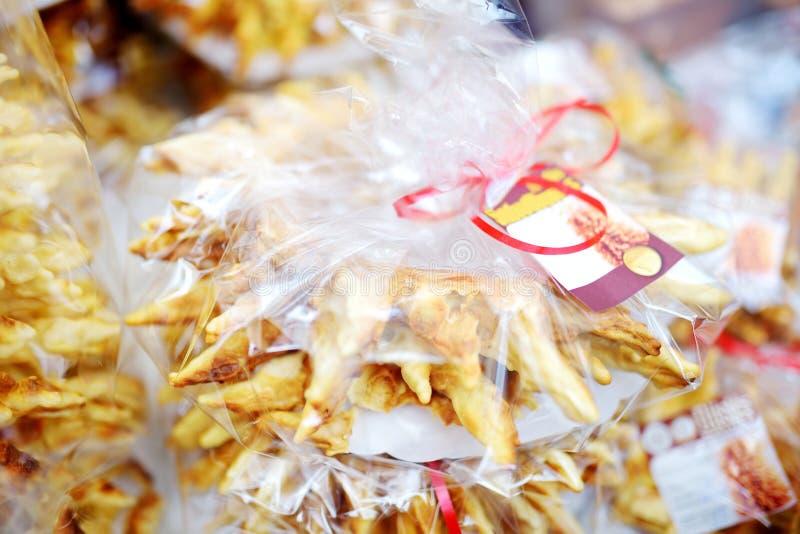 Традиционный литовский свадебный пирог вызвал sakotis стоковая фотография rf