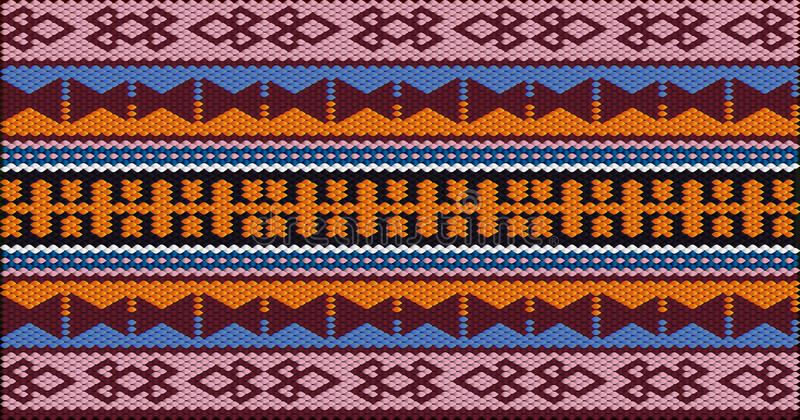 Традиционный орнамент жителей востока и араба world13a иллюстрация штока