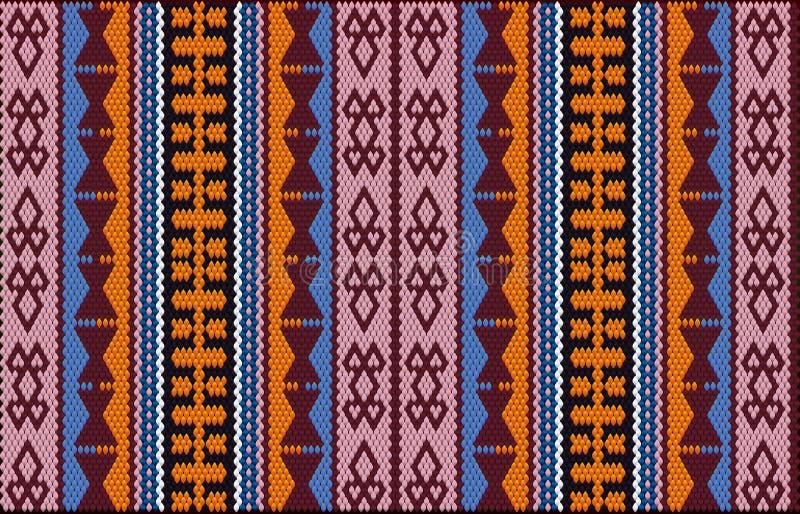 Традиционный орнамент жителей востока и араба world13b иллюстрация вектора