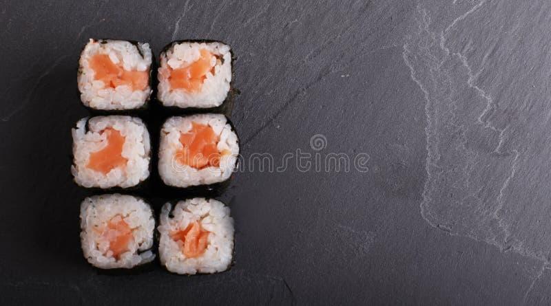 Традиционный японский конец еды вверх стоковое изображение