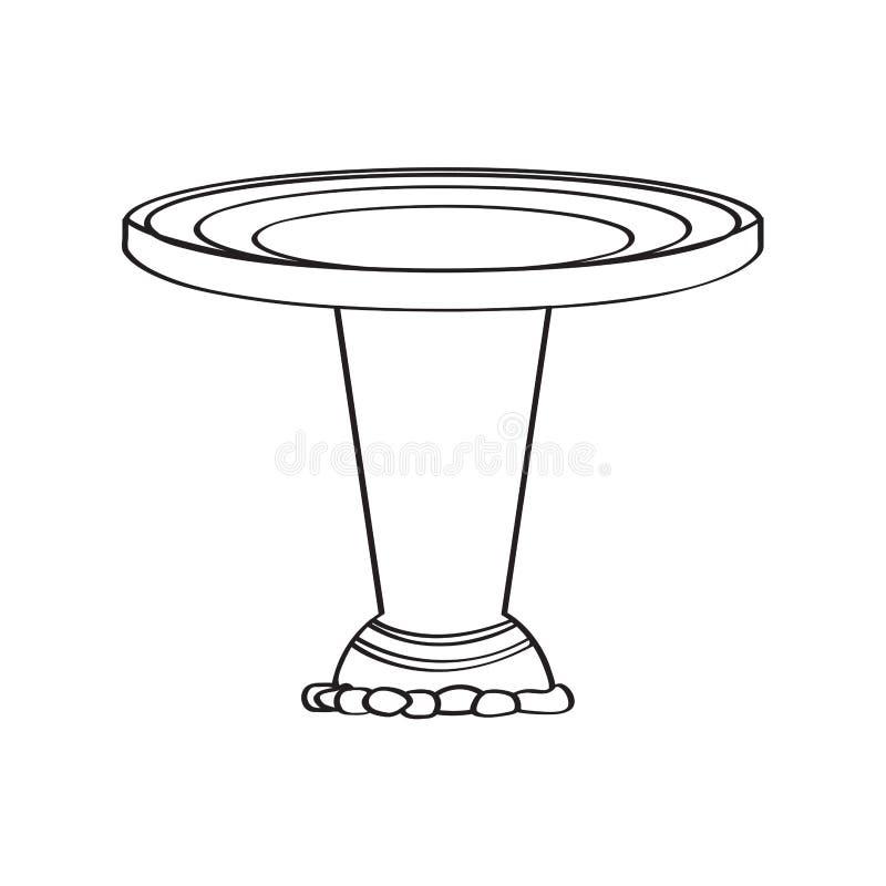 Традиционный baptismal шрифт бесплатная иллюстрация