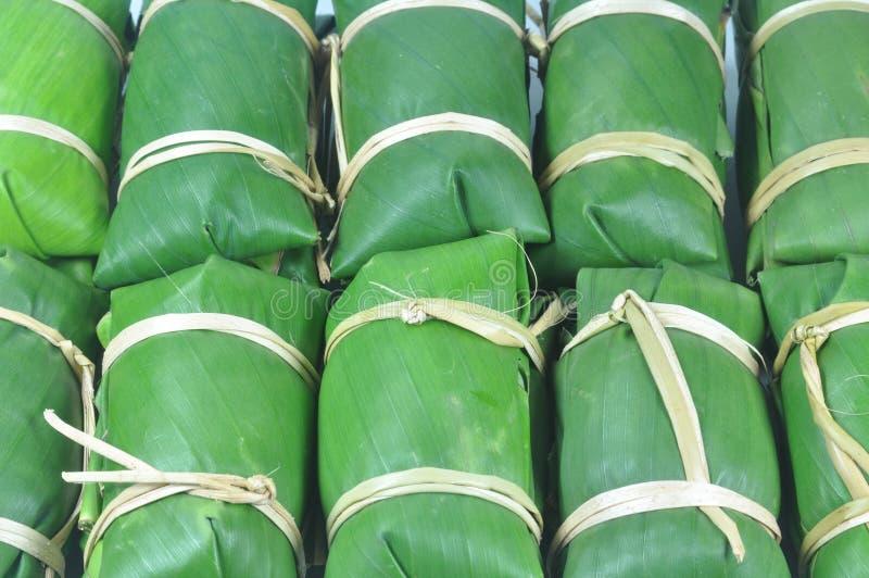 традиция десерта сырцовая тайская стоковые фотографии rf