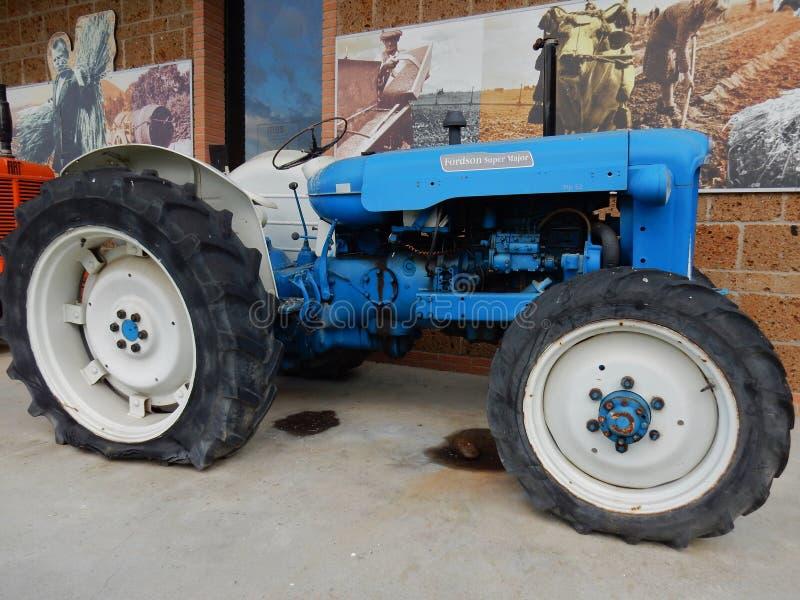 Трактор Fordson супер главный стоковое изображение