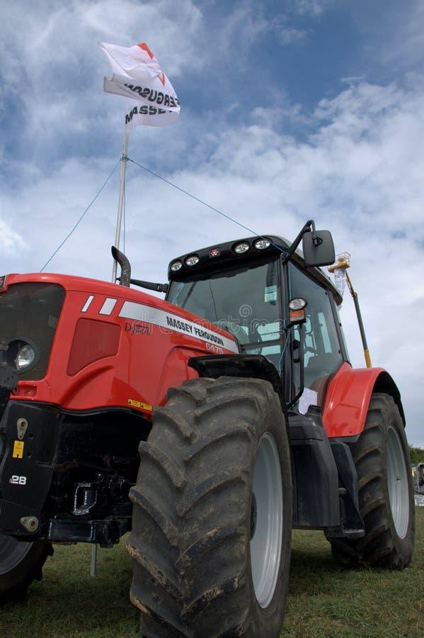 трактор massey ferguson стоковое изображение rf