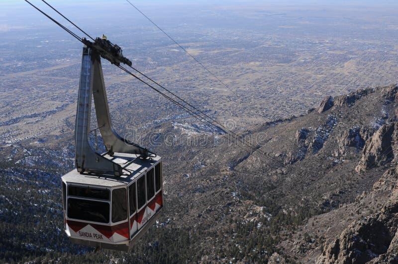 Трамвайная линия в scandia стоковое фото rf