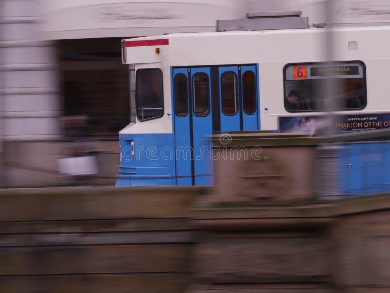 трам стоковые изображения rf