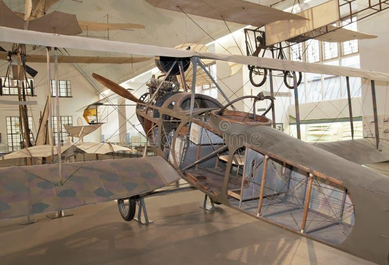 Транспортируйте выставку в музее Deutsches Мюнхене, Германии стоковая фотография rf