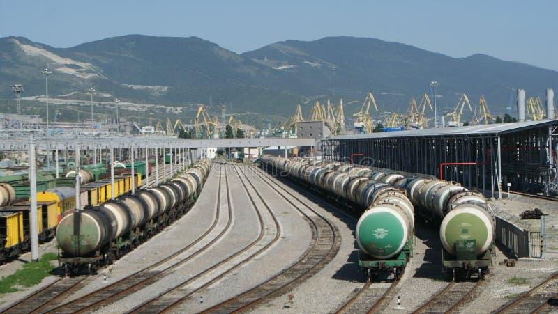 Транспортная инфраструктура стоковое изображение