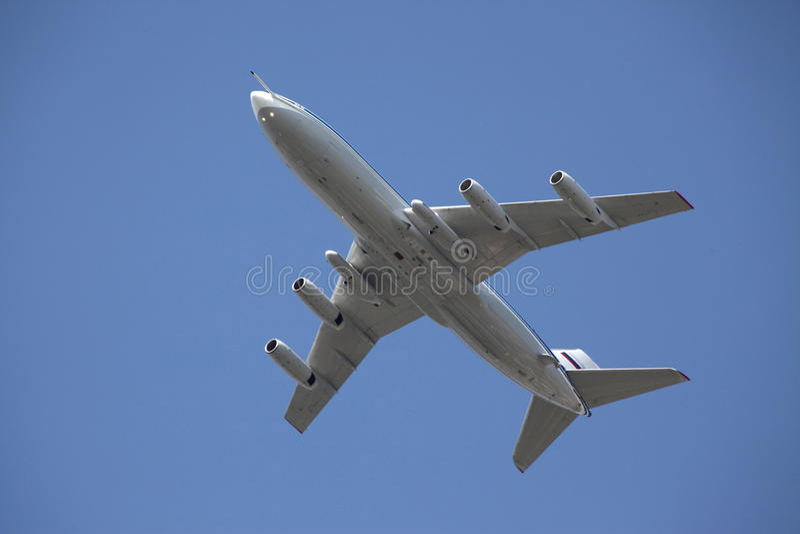 транспортный самолет стоковое фото rf