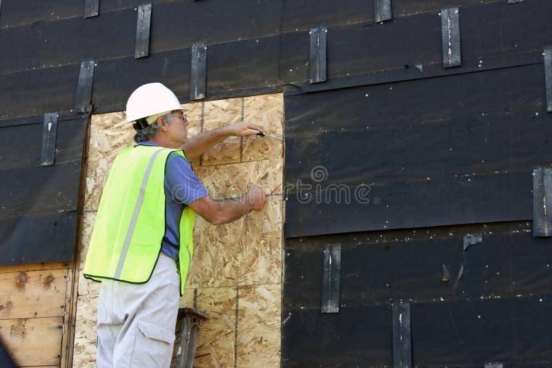 трап плотника стоковое изображение