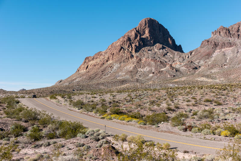 Трасса 66 в Аризоне стоковые изображения rf