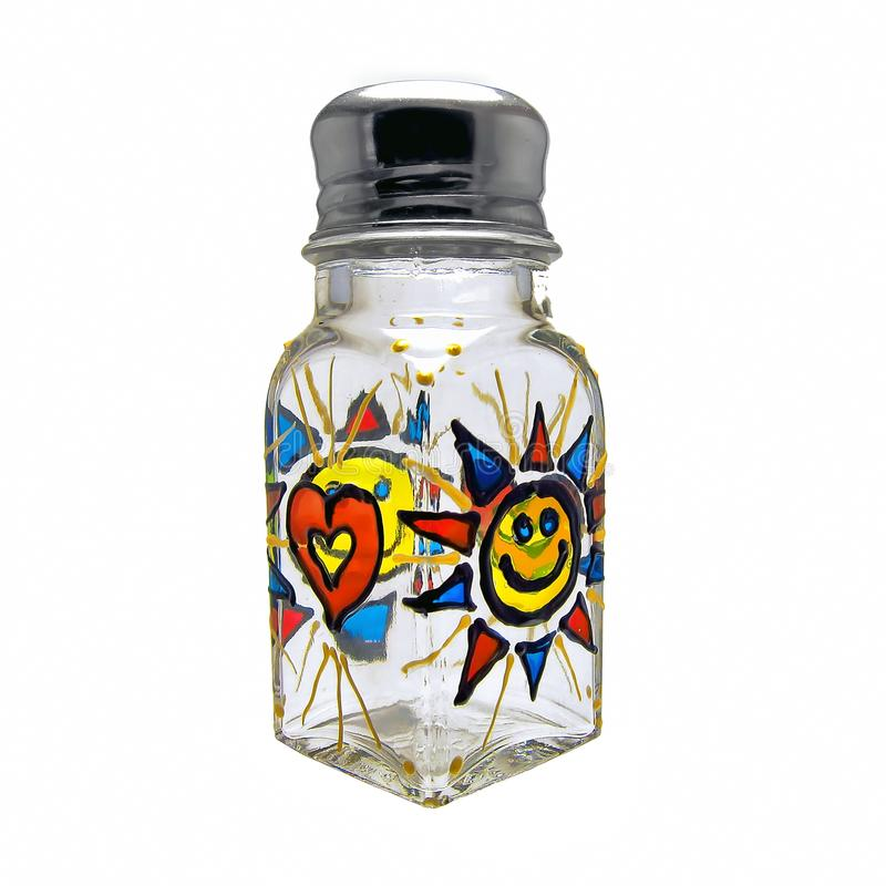 трасучка соли стоковые изображения rf