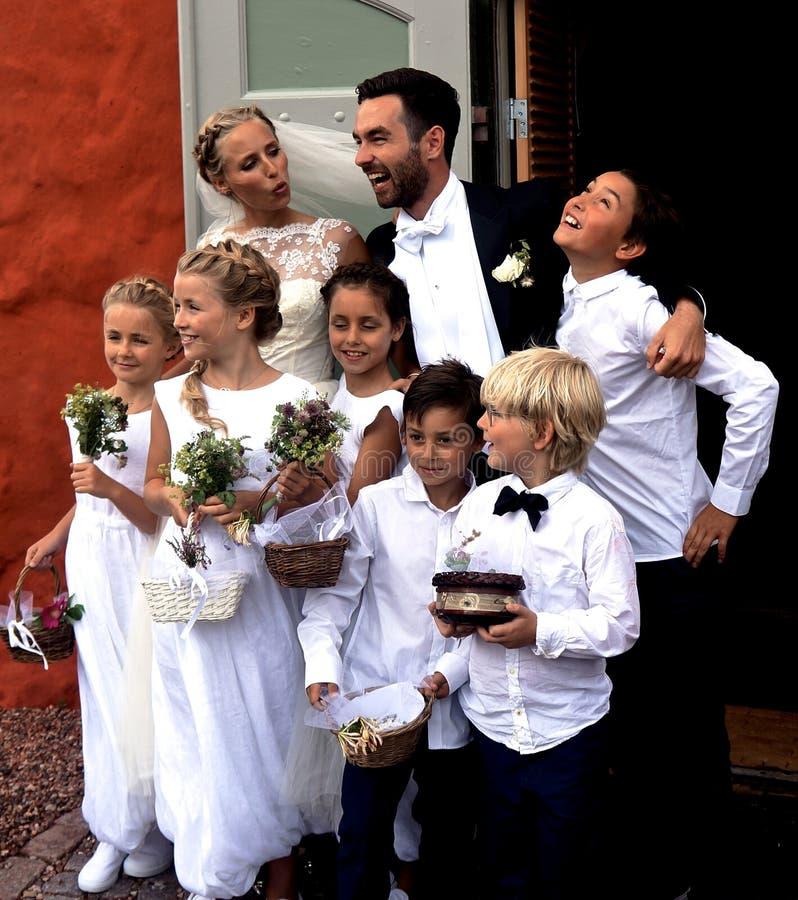 Традиции свадьбы стоковое изображение rf
