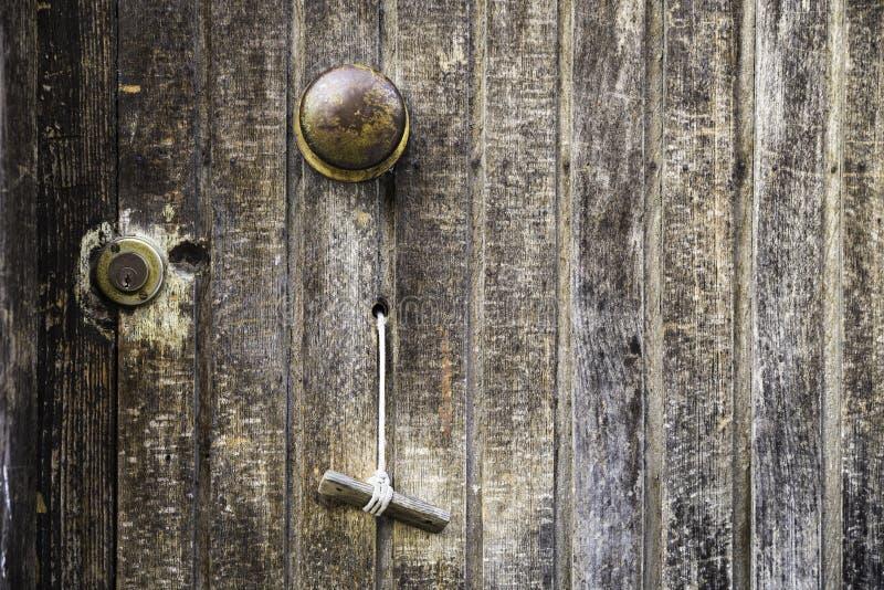Традиционная предпосылка крупного плана двери стиля Turkish стоковое изображение rf