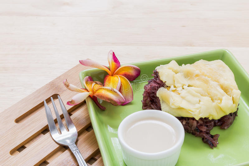 Традиционная тайская закуска/тайская закуска стоковые изображения