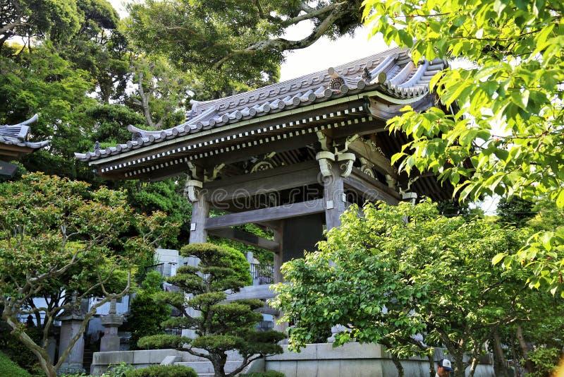 Download традиционное зодчества японское Стоковое Изображение - изображение насчитывающей outdoors, святыня: 40591707