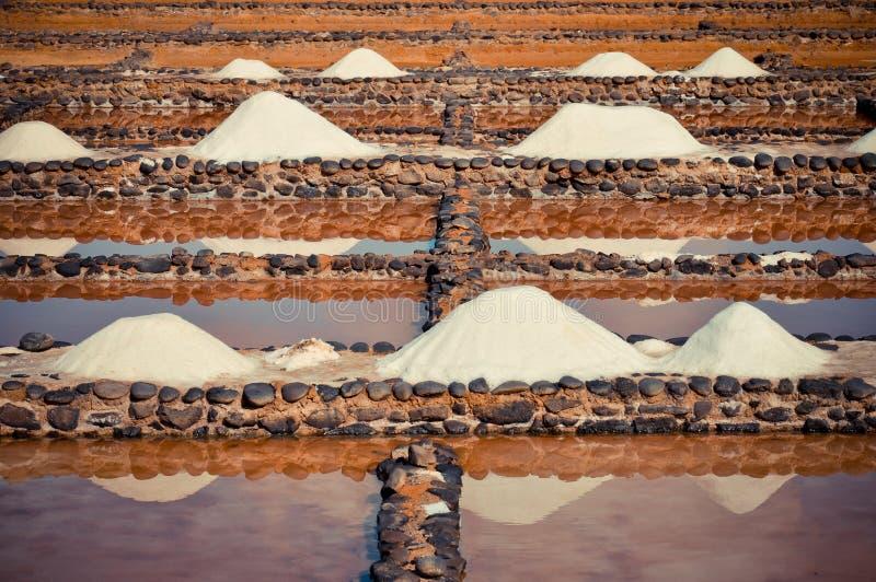Соль моря стоковое фото