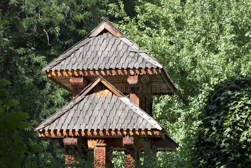 Традиционный румынский строб стоковые фото