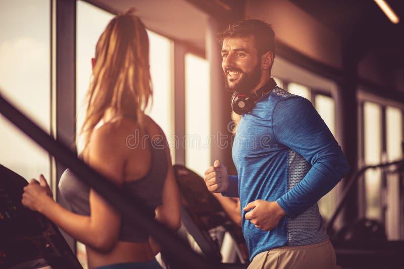 Тренировка для хорошего тела стоковое фото rf