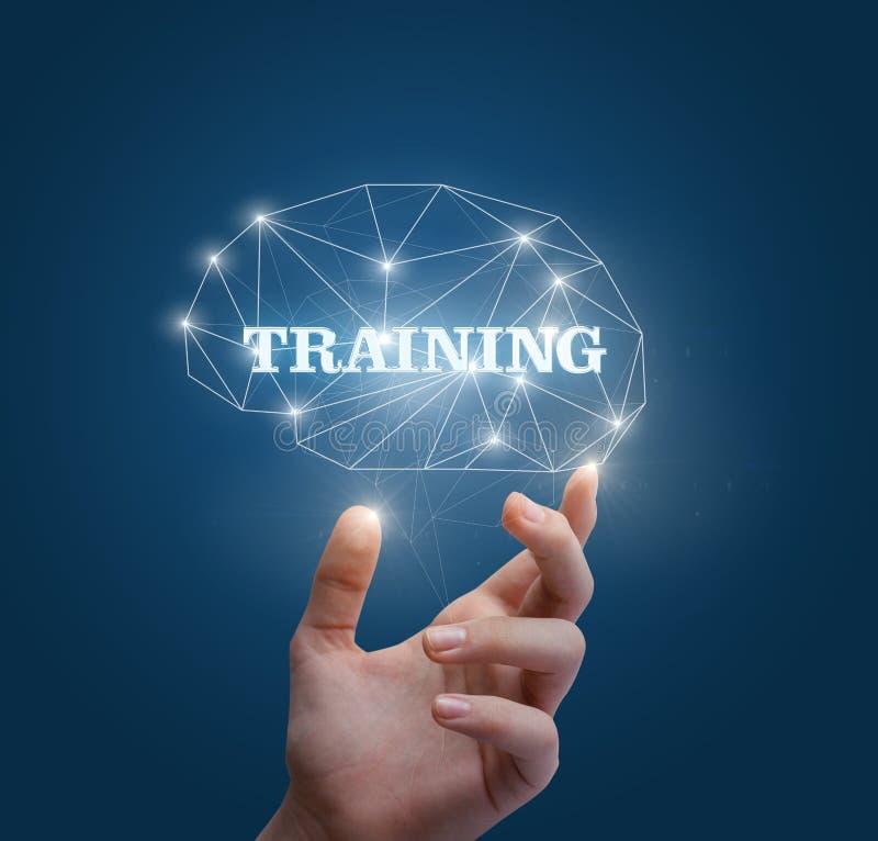 Тренировка для мозга стоковая фотография