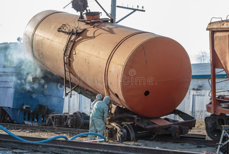 Тренировка rescuerers стоковые фотографии rf