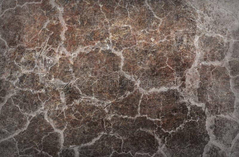 Треснутая предпосылка текстуры грязной картины царапины стены схематической поверхностная абстрактная стоковые изображения rf