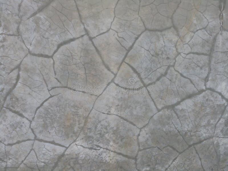 Треснутая предпосылка текстуры стен стоковые фотографии rf