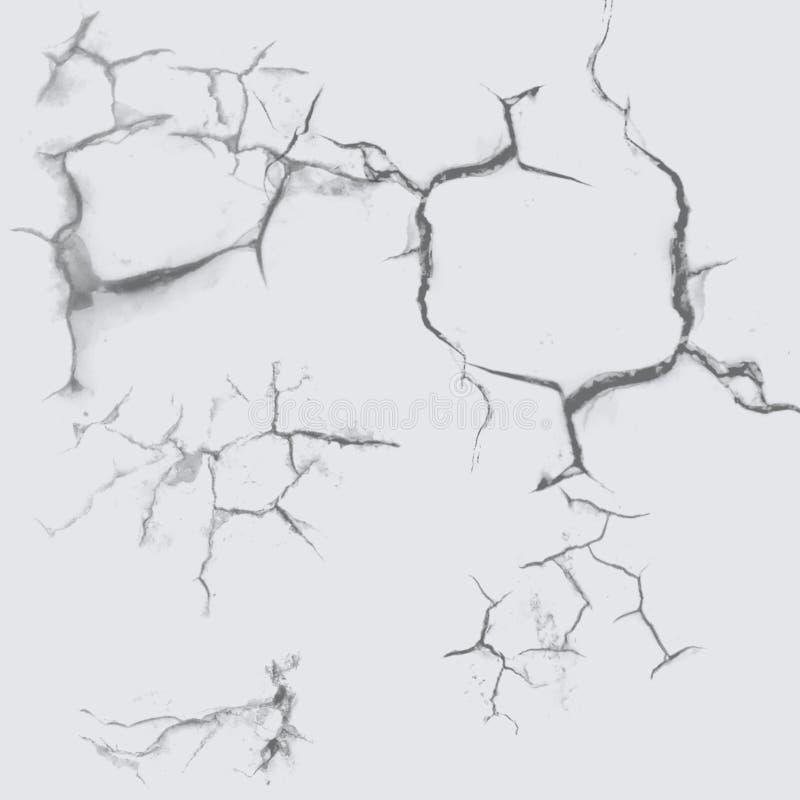 треснутая предпосылка стоковое изображение rf