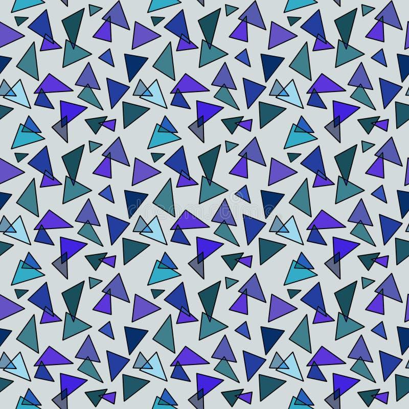треугольники картины шнурка конструкции предпосылки editable стоковые изображения rf