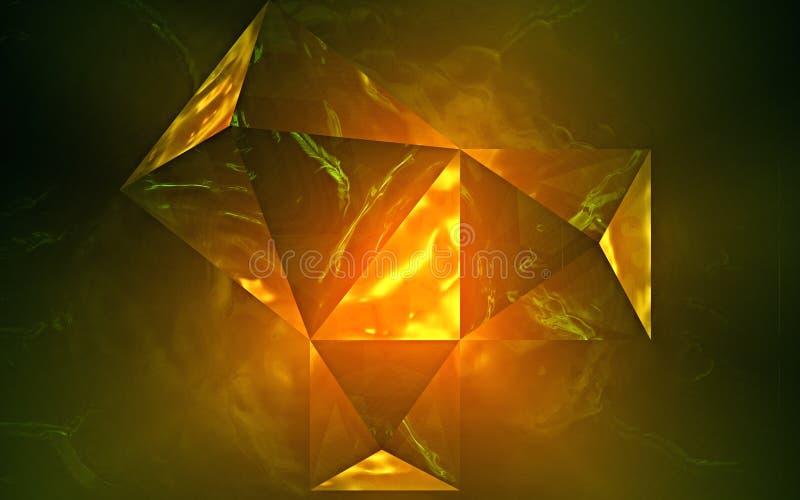 Треугольник Kepler стоковое фото rf