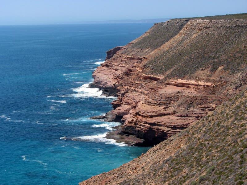Трибуна Shellhouse, западная Австралия стоковая фотография rf
