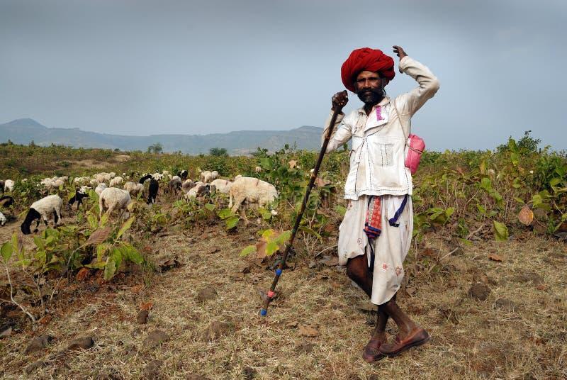 трибы Индии banjara стоковые фото