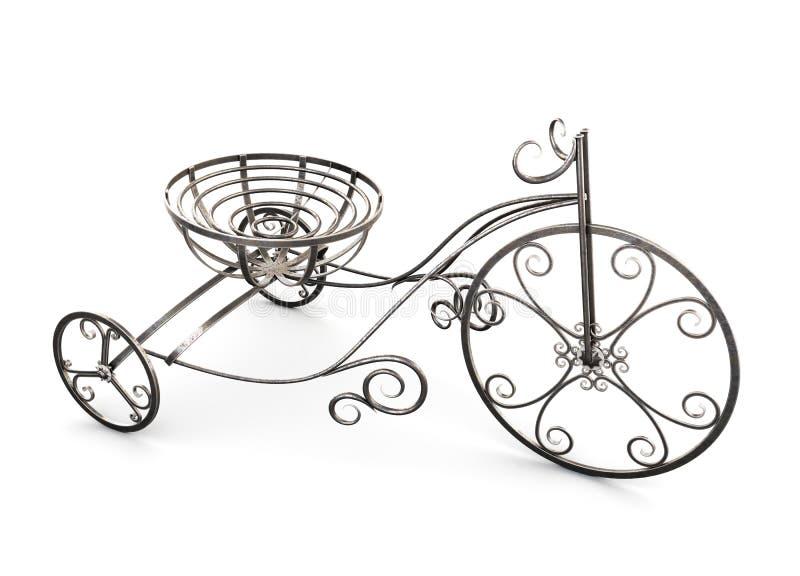 Трицикл малого металла декоративный бесплатная иллюстрация