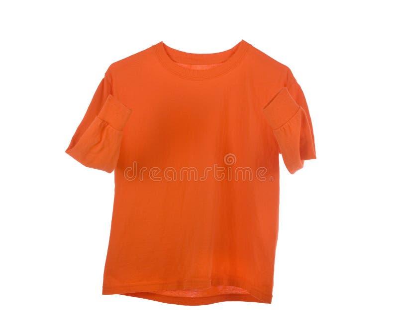 тройник рубашки выражений стоковая фотография
