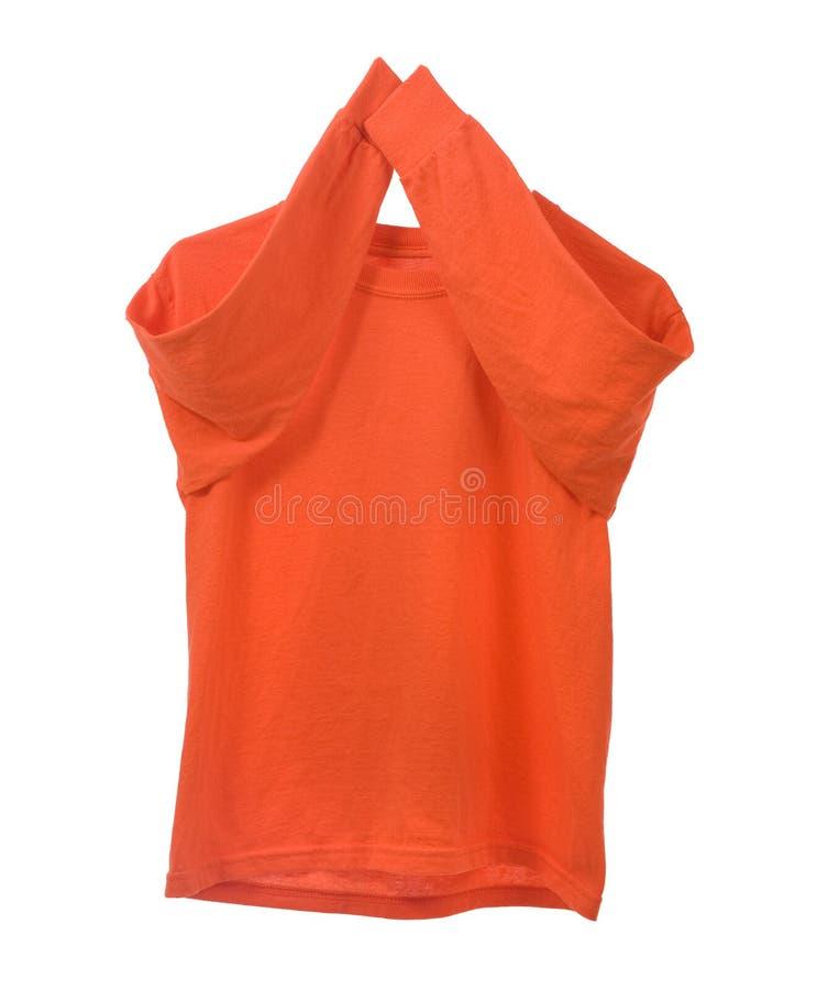 тройник рубашки выражений стоковое изображение