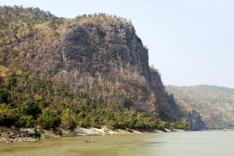 Тропики реки Irrawaddy стоковые изображения