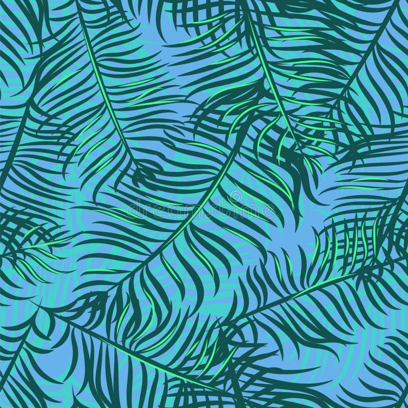 Тропическая картина 42 бесплатная иллюстрация