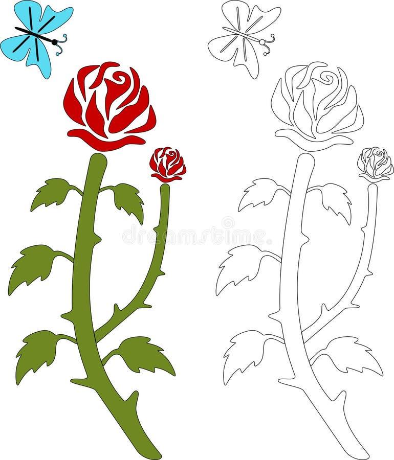 Тропические цветки гибискуса стоковые изображения