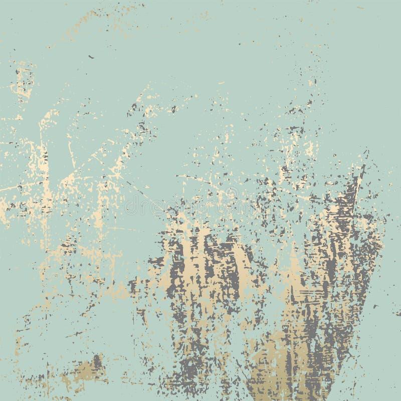 Тропический несенный флористический пастельный пинк краснеет картина золота стоковое изображение rf