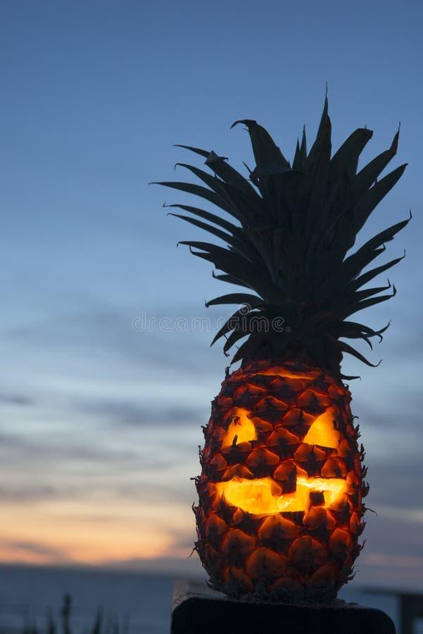 Тропический хеллоуин Стоковое Изображение RF